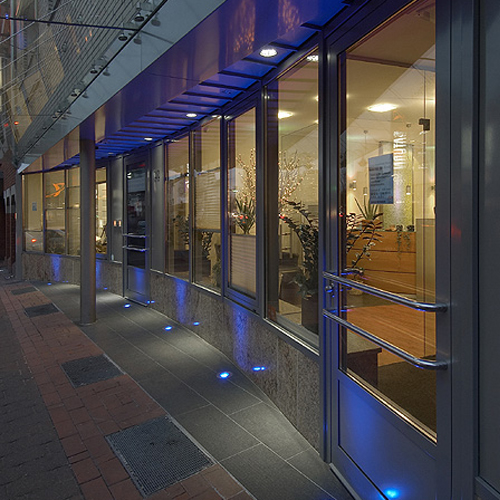 Central Lighting Commercial Outdoor Lighting
